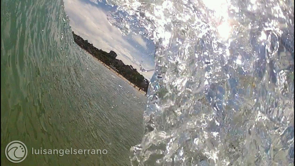 Viaje al centro de la ola